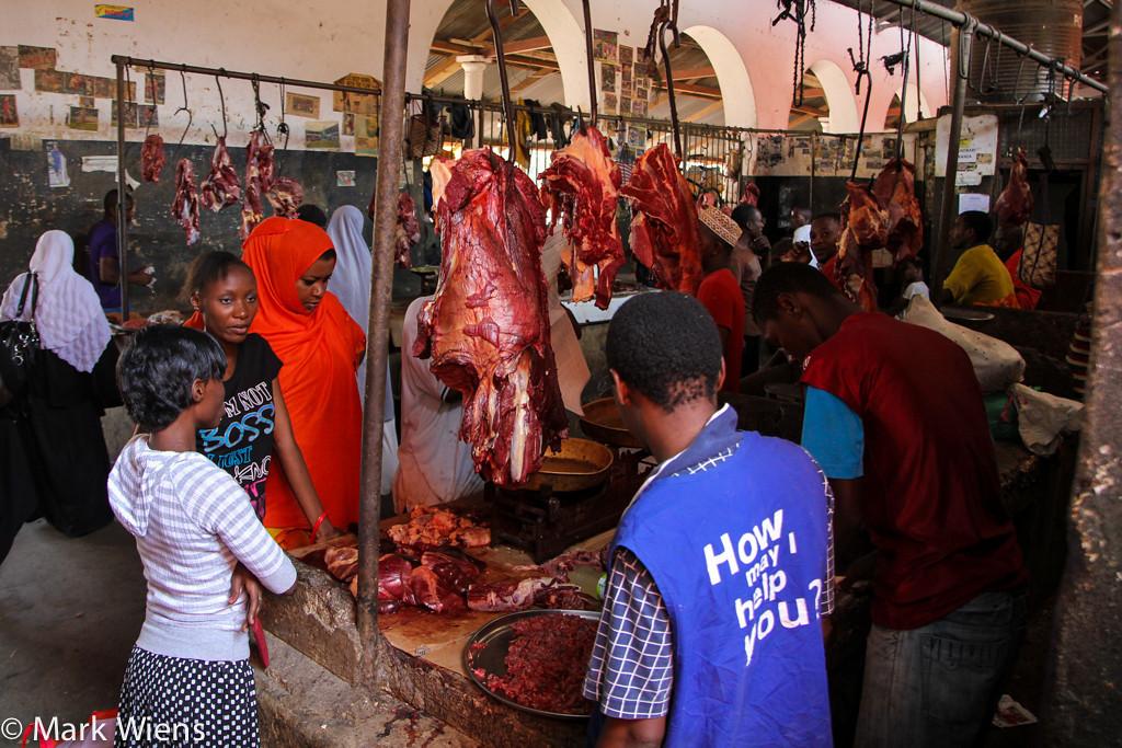 Darajani市场