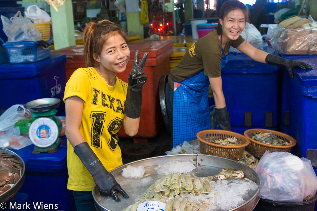 samut prakan market 46 X2 Samut Prakan   Visiting Pak Nam Seafood Market (ตลาดปากน้ำ)
