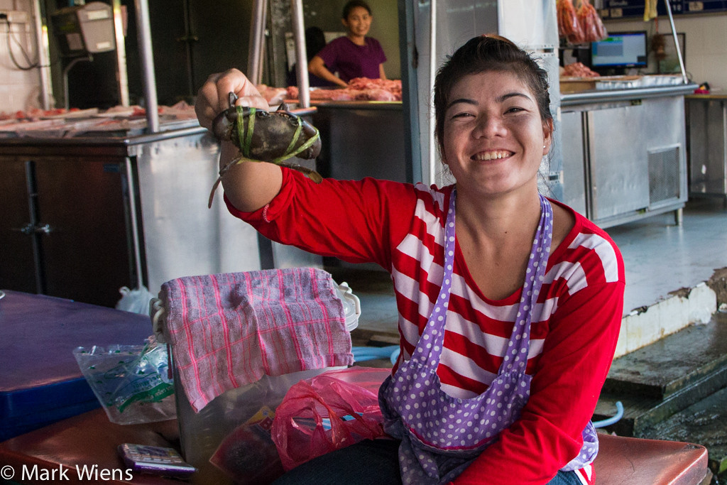 samut prakan market 52 X2 Samut Prakan   Visiting Pak Nam Seafood Market (ตลาดปากน้ำ)