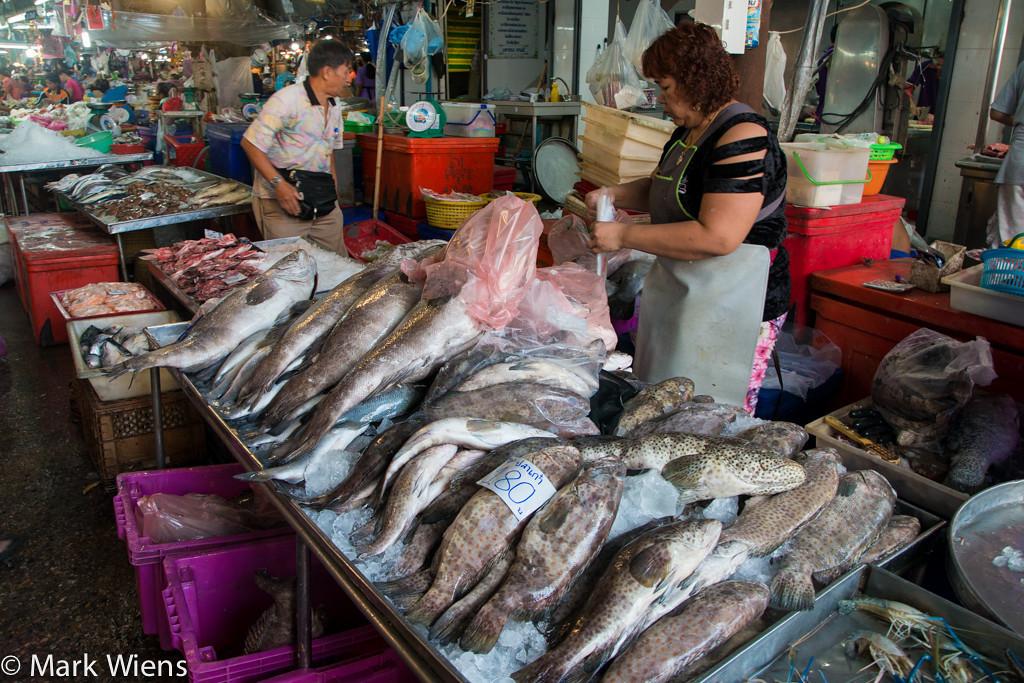 samut prakan market 5 X2 Samut Prakan   Visiting Pak Nam Seafood Market (ตลาดปากน้ำ)