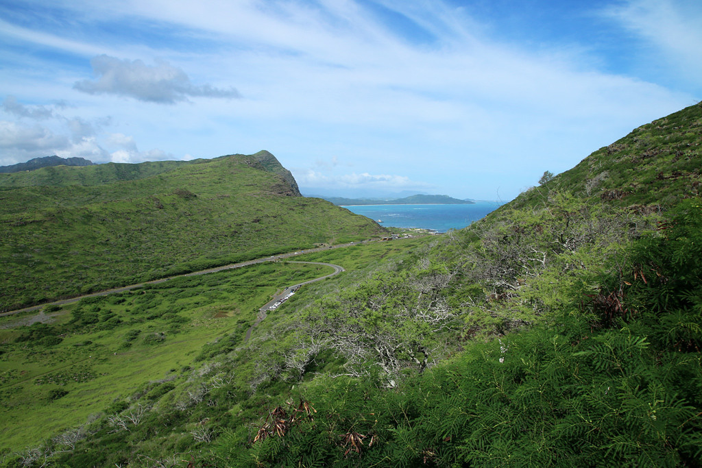 Makapu'u hike in Oahu