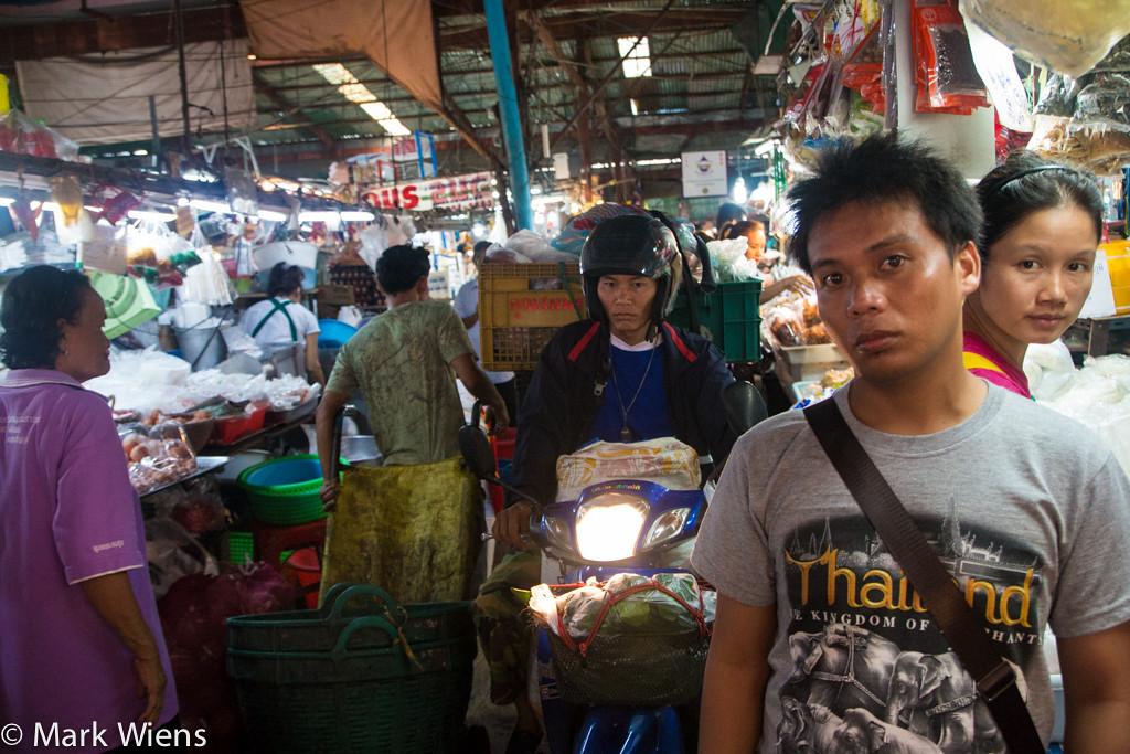 Samut Prakan market