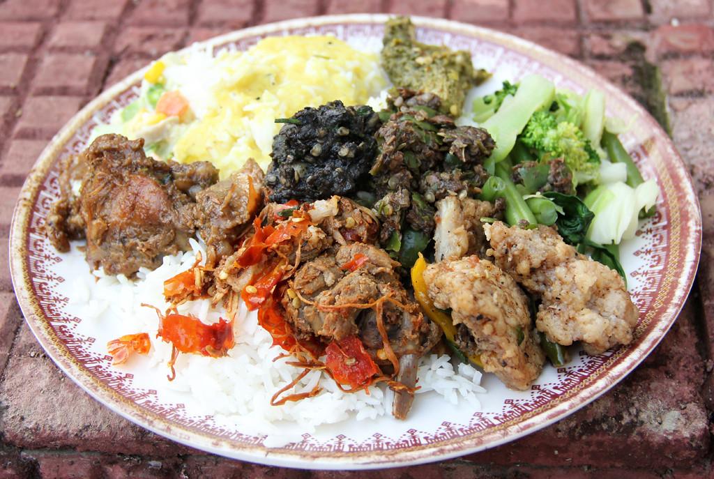 Naga food