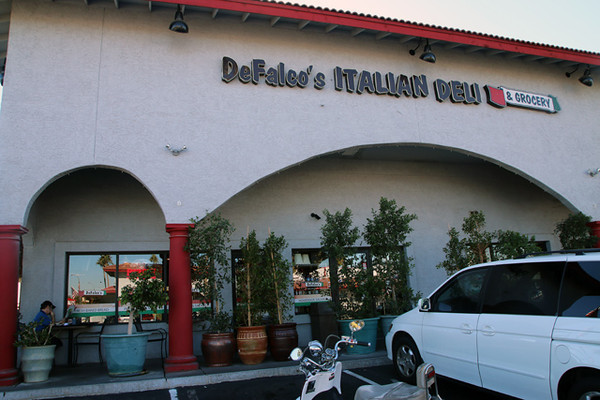 DeFalco's Italian Deli, Scottsdale, Arizona