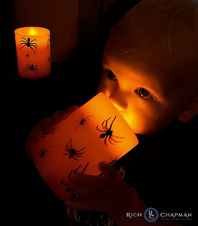 Spider Candles