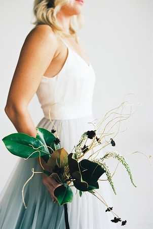 Grey Pearl Bridal Shoot | Kristen Kay Photography-13