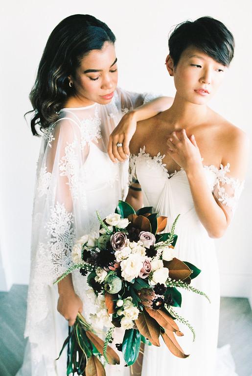 Grey Pearl Bridal Shoot | Kristen Kay Photography-19