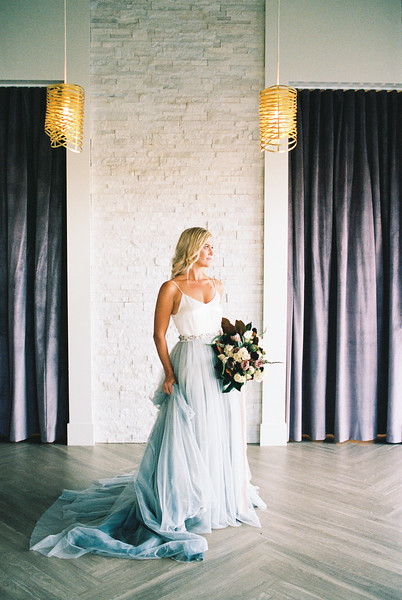 Grey Pearl Bridal Shoot | Kristen Kay Photography-16