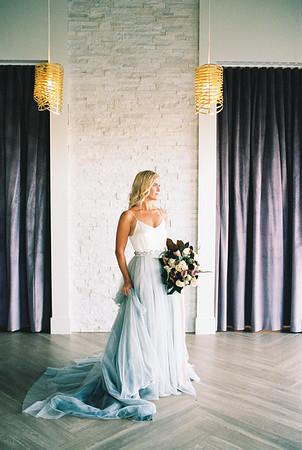Grey Pearl Bridal Shoot | Kristen Kay Photography-16