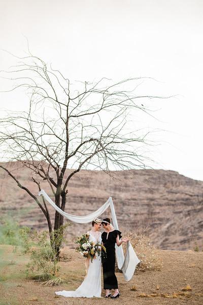Vintage Meets Modern Same Sex elopement Kristen Kay Photography-7582