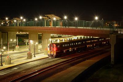 Empty Platform, Empty Train