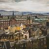 The Rooftops of Edinburgh