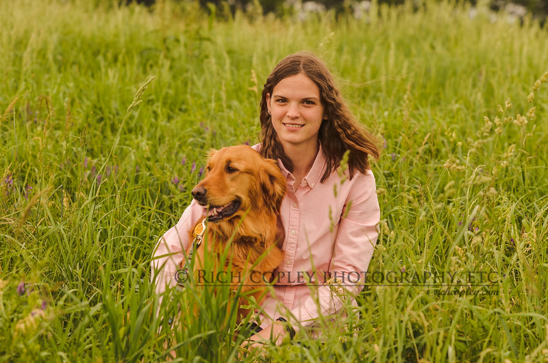 Chelsea - Lexington senior pictures photography
