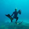 Undervands optagelser i Malta.