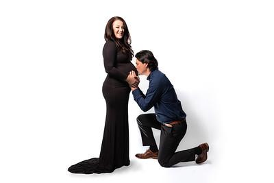 (Maternity Photoshoot - Denver, CO)
