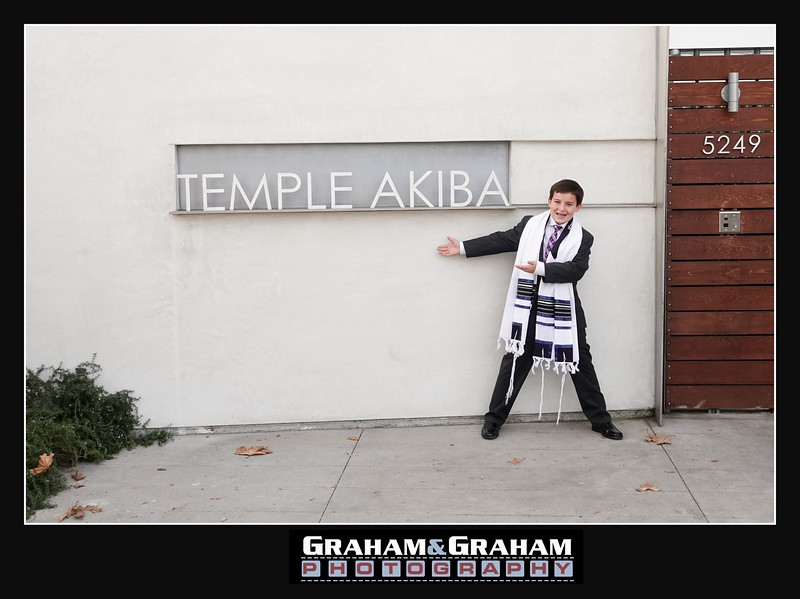 Temple Akiba Photographer, Culver City