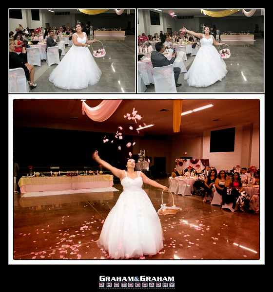 Gardena Quinceanera photographer
