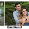 Malaga Cove Library Engagement Shoot