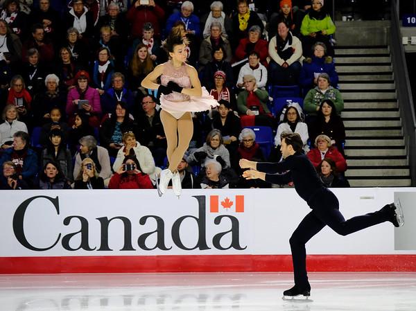 Lubov Ilyushechkina / Dylan Moscovitch - 2018 Canadian Tire National Skating Championships