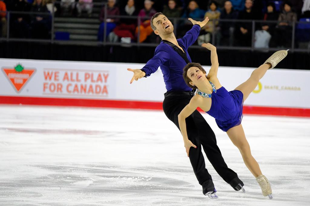 Meagan Duhamel / Eric Radford - 2018 Canadian Tire National Skating Championships