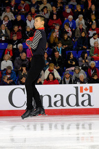 Nam Nguyen - 2018 Canadian Tire National Skating Championships