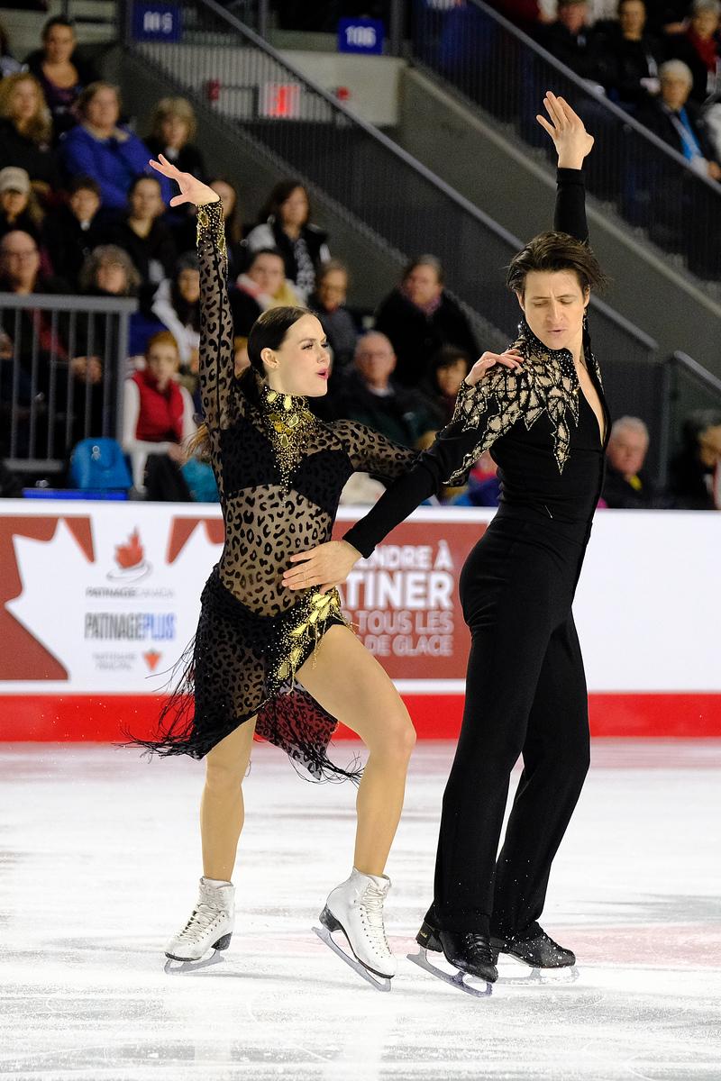 Tessa Virtue / Scott Moir - 2018 Canadian Tire National Skating Championships
