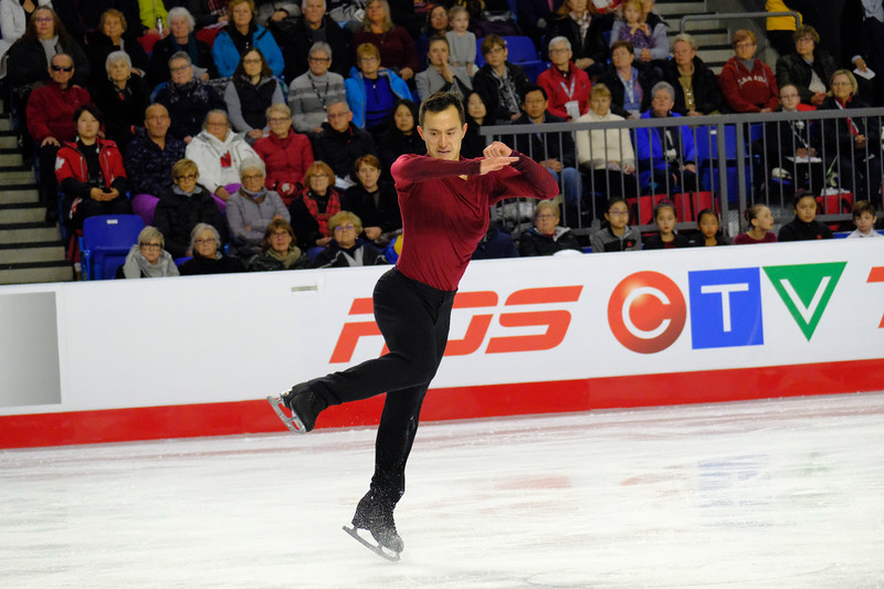 Patrick Chan -2018 Canadian Tire National Skating Championships