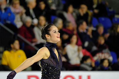 Kaetlyn Osmond - 2018 Canadian Tire National Skating Championships