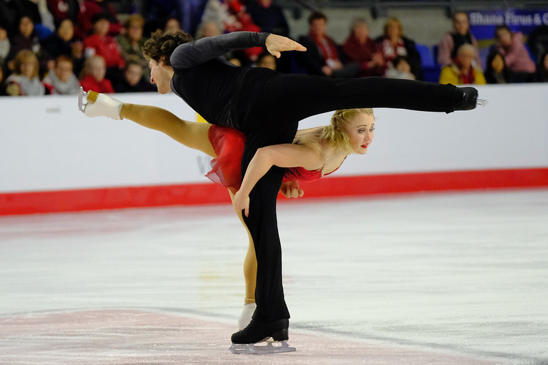 Julianne Séguin / Charlie Bilodeau - 2018 Canadian Tire National Skating Championships