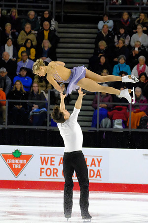 Kirsten Moore-Towers / Michael Marinaro - 2018 Canadian Tire National Skating Championships