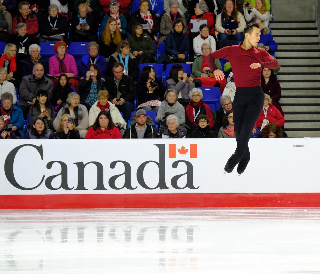 Patrick Chan -2018 Canadian Tire National Skating Championships