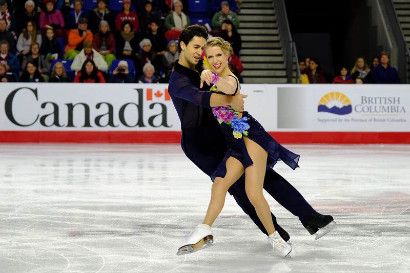 Kaitlyn Weaver / Andrew Poje - 2018 Canadian Tire National Skating Championships