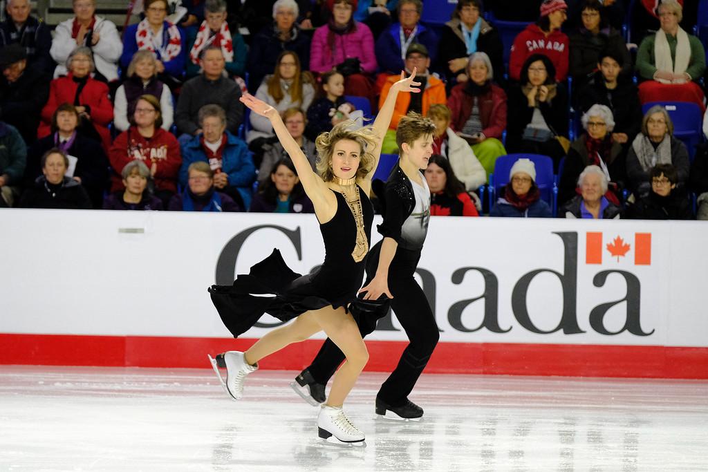 Carolane Soucisse / Shane Firus - 2018 Canadian Tire National Skating Championships