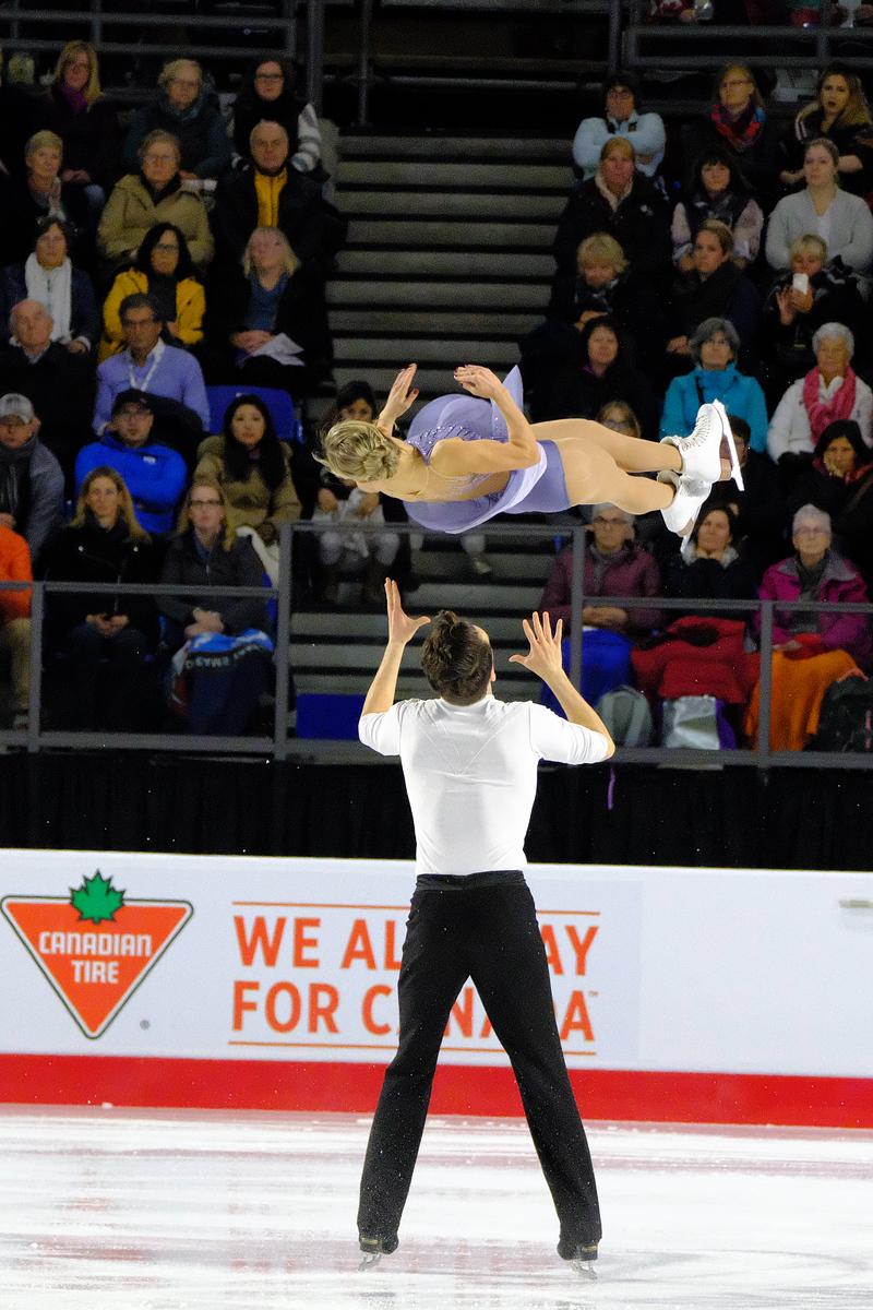 Kirsten Moore-Towers / Michael Marinaro - 2018 Canadian Tire National Skating Championships