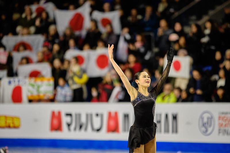 Satoko Miyahara (JPN)