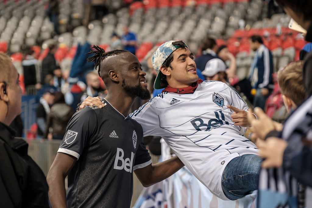 Vancouver Whitecaps vs Montreal Impact