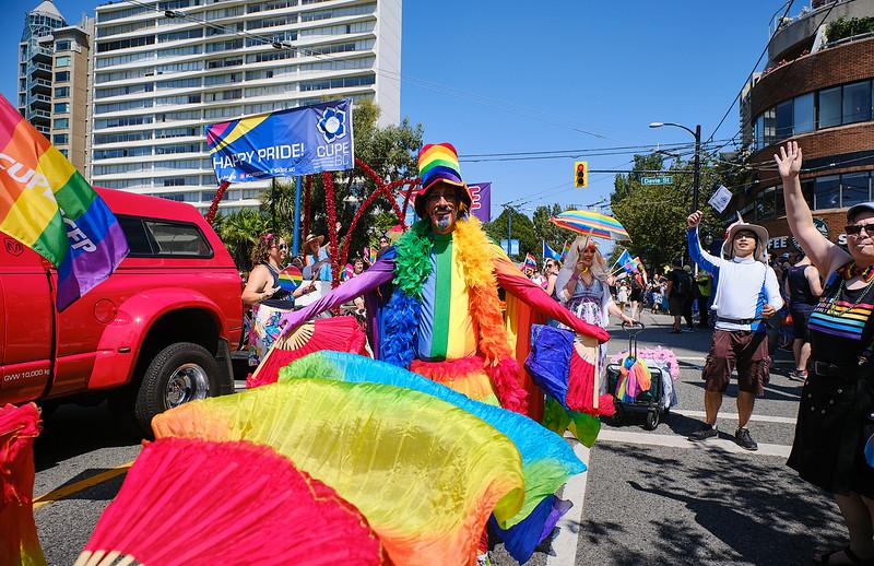 2019 Vancouver Pride Parade
