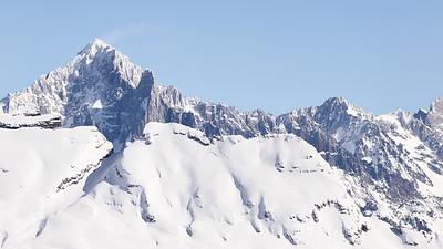 Aiguille Verte, Massif du Mont Blanc