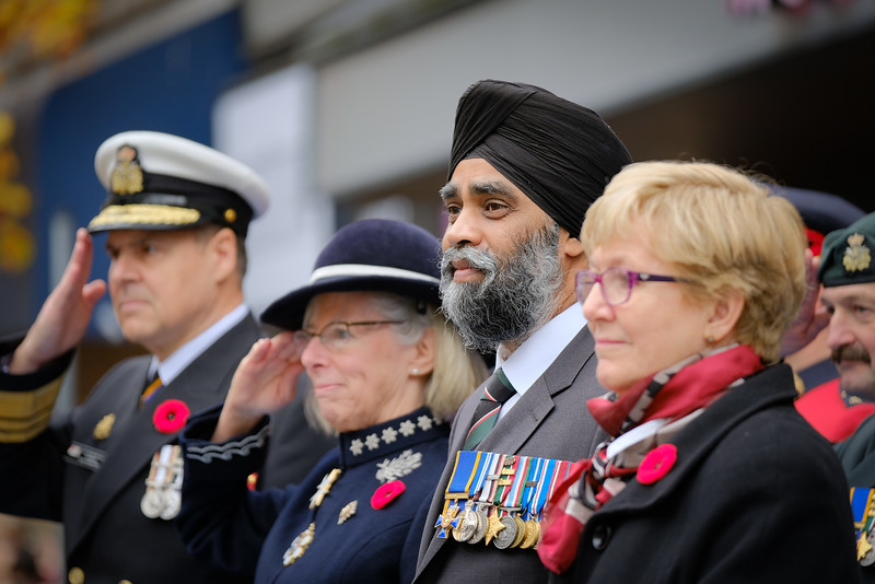 Harjit Sajjan - Minister of National Defence