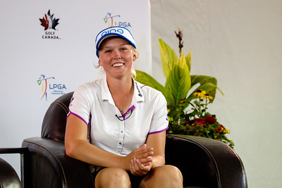 Brooke Henderson - 2015 Canadian Pacific Women's Open