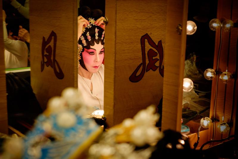 Rosa Cheng, Cantonese Opera actress