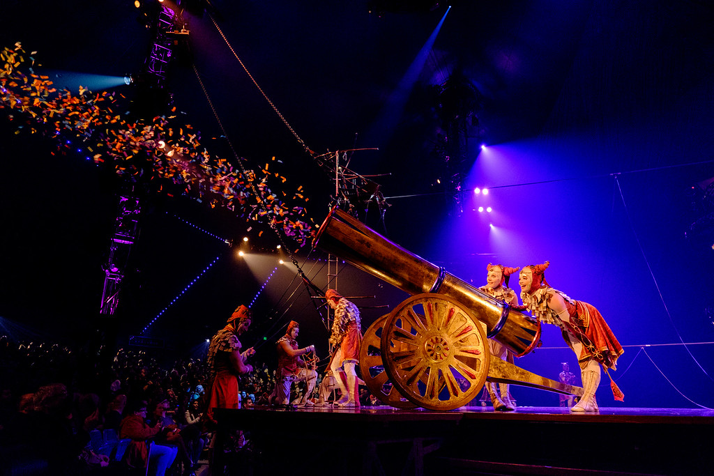 Cirque du Soleil's Kooza in Vancouver