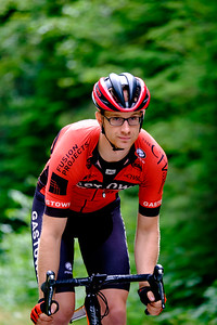 Adam Holcombe - Gastown Cycling - Racing Reds