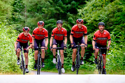 Gastown Cycling - Racing Reds