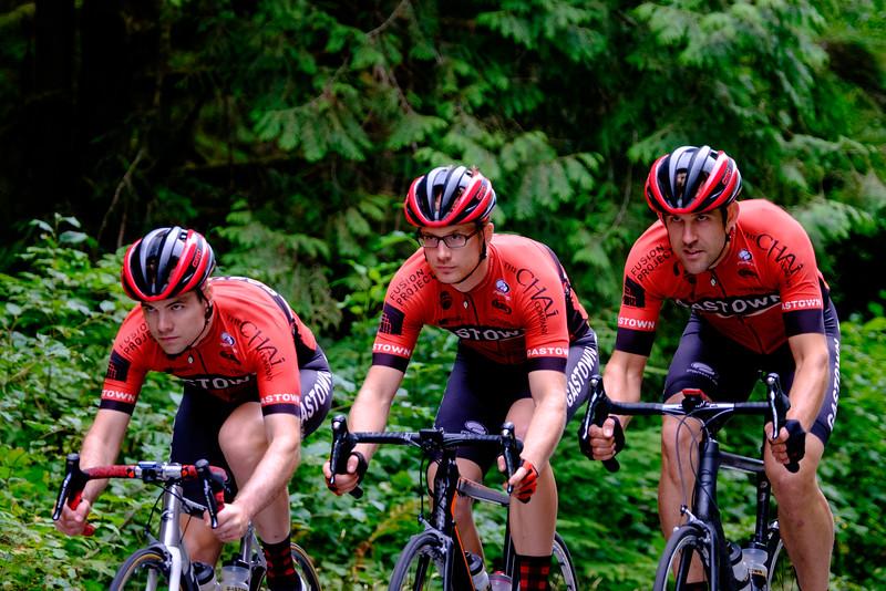 Gastown Cycling - Racing Reds