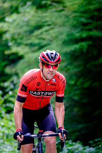 Chris Jameson - Gastown Cycling - Racing Reds