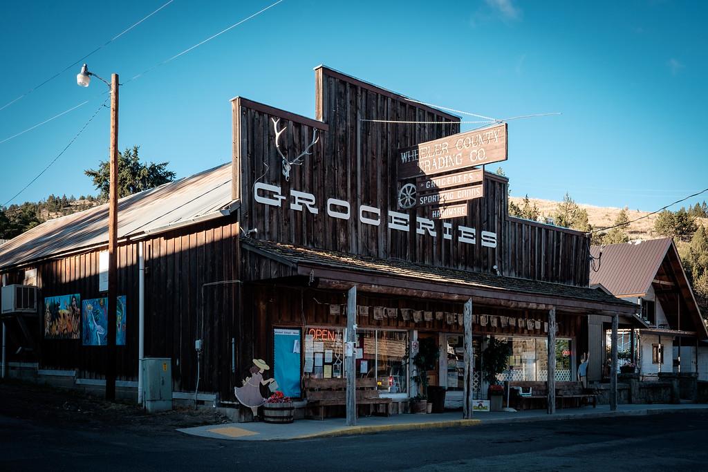 Mitchell, Oregon