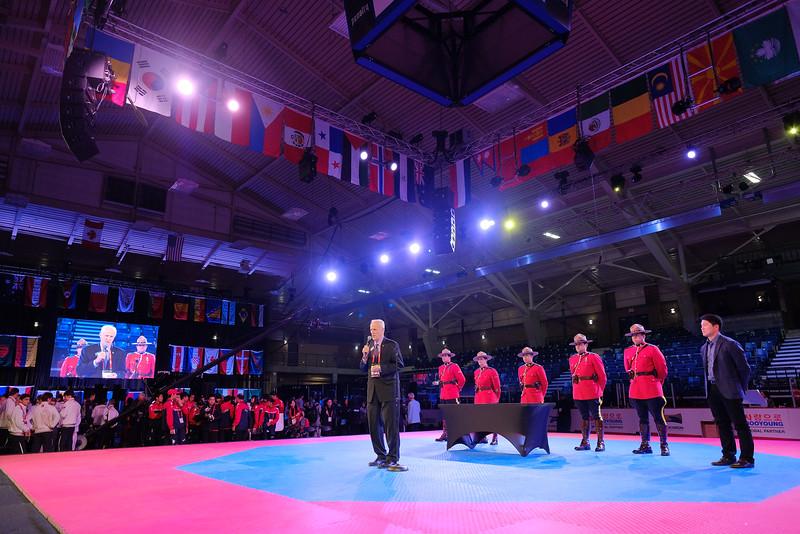 Rebe Mcgowan - 2016 WTF World Taekwondo Junior Championships
