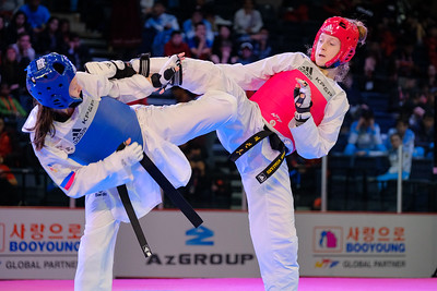 Lauren Williams - 2016 WTF World Taekwondo Junior Championships