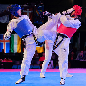 2016 WTF World Taekwondo Junior Championships
